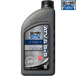 Ulei motor Bel-Ray ATV & SxS Mineral 10w40 1L - Bel Ray