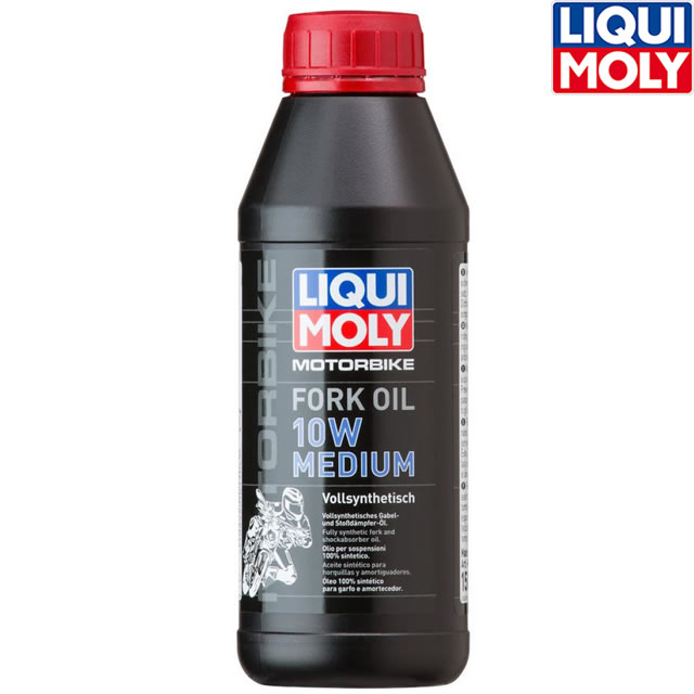 Ulei furca Liqui Moly Fork Oil 10W Mediul 500ml - Liqui Moly