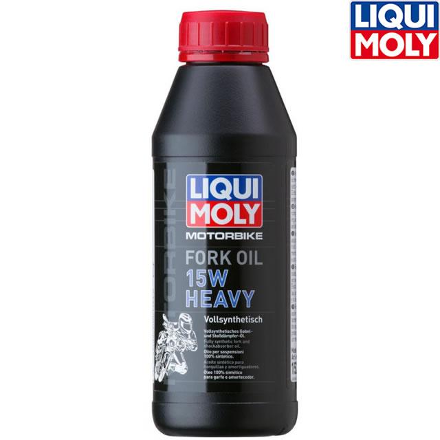 Ulei furca Liqui Moly Fork Oil 15W Heavy 500ml - Liqui Moly