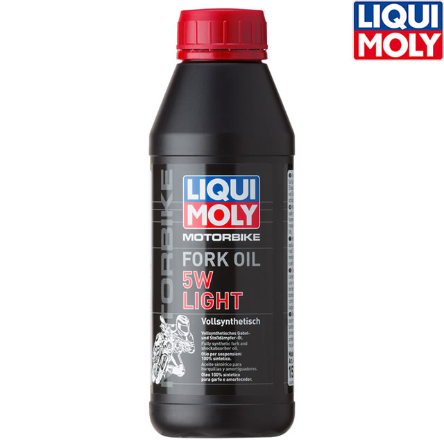 Ulei furca Liqui Moly Fork Oil 5W Light 500ml - Liqui Moly