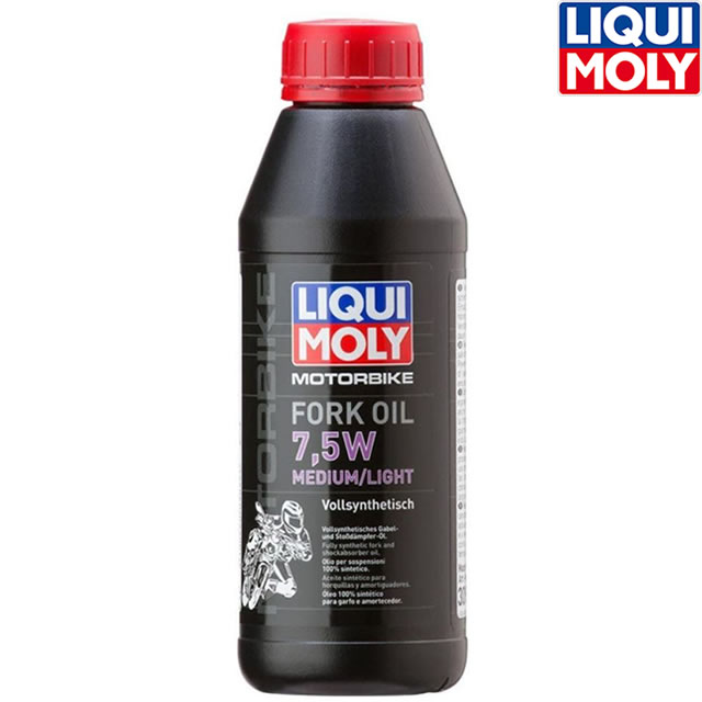 Ulei furca Liqui Moly Fork Oil 7.5W Medium / Light 500ml - Liqui Moly