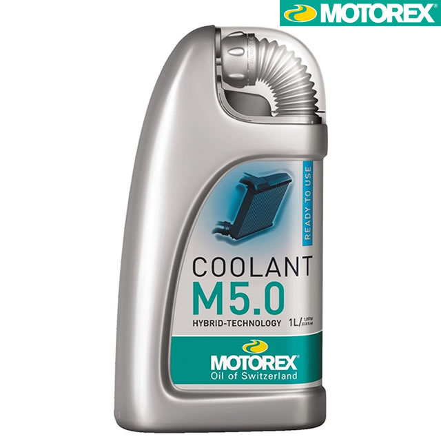 Antigel M5.0 - ready to use - 1L - Motorex