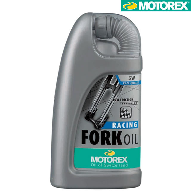 Ulei furca Motorex Racing Fork 5W 1L - Motorex