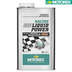Ulei impregnare filtru aer Motorex Racing Bio Power Liquid 1L - Motorex