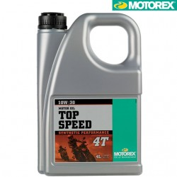 Ulei motor Motorex Top Speed 10w30 4L - Motorex