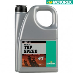 Ulei motor Motorex Top Speed 10w40 4L - Motorex