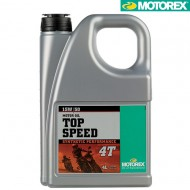 Ulei motor Motorex Top Speed 15w50 4L - Motorex