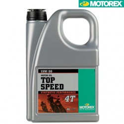 Ulei motor Motorex Top Speed 15w50 4L - Motorex