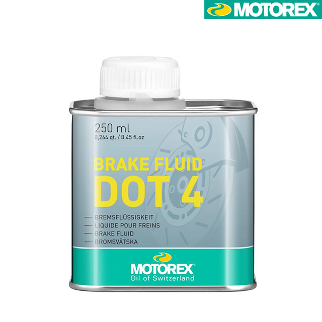 Lichid frana Motorex Dot 4 250ml - Motorex