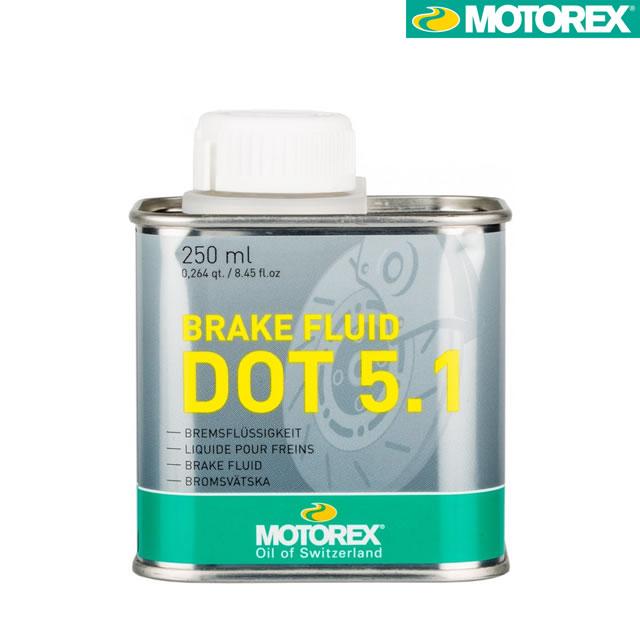 Lichid frana Motorex Dot 5.1 250ml - Motorex