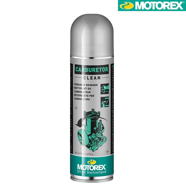 Spray curatare carburator Motorex Carburetor Clean 500ml - Motorex