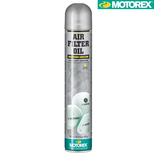 Spray impregnare filtru aer Motorex Air Filter Oil 750ml - Motorex