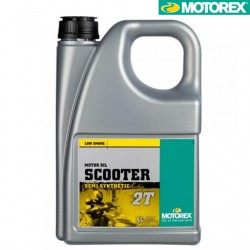 Ulei amestec Motorex Scooter 2T 4L - Motorex