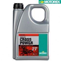 Ulei amestec Motorex Cross Power 2T 4L - Motorex
