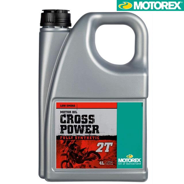 Ulei amestec Motorex Cross Power 2T 4L - Motorex