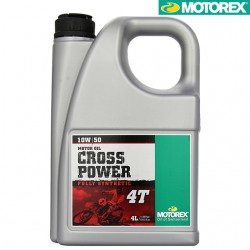 Ulei motor Motorex Cross Power 10w50 4L - Motorex