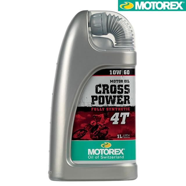 Ulei motor Motorex Cross Power 10w60 1L - Motorex
