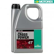 Ulei motor Motorex Cross Power 10w60 4L - Motorex