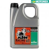 Ulei motor Motorex KTM Racing 4T 20W60 4L - Motorex